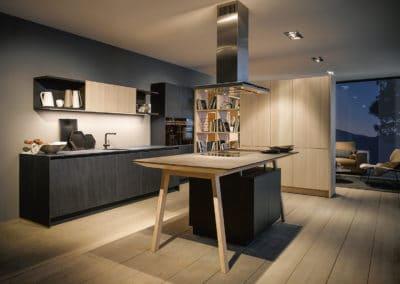 cuisine bois next125