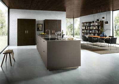 cuisine design grise next 125