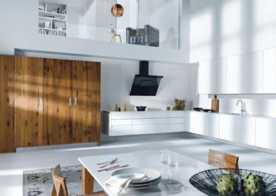 cuisine en bois suite 2